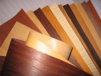 thin wood sheets