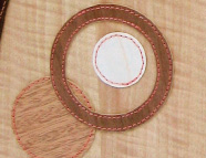Sewing and stitching : Tenn�ge® wood veneer sheets