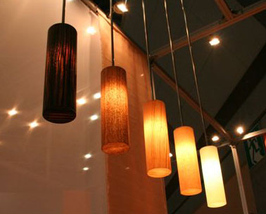 This original MUKU pendant light is sold in Japan only.)