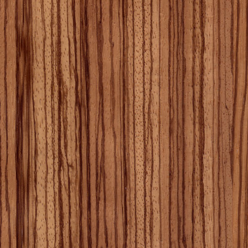 Zebrano - Tennâge wood veneer sheets
